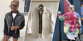 10 крутых джинсовых курток на весну с AliExpress