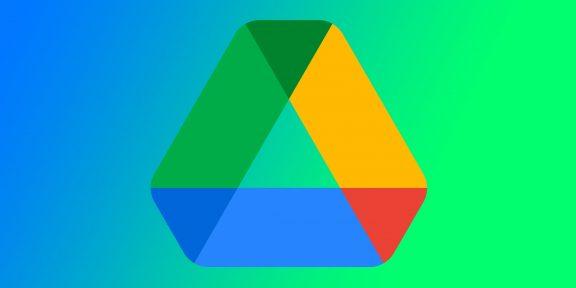В «Google Диске» на Android появился центр уведомлений