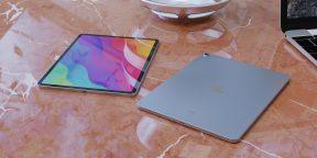 Apple может выпустить iPad mini Pro — маленький планшет с поддержкой Apple Pencil и дизайном iPad Air 4