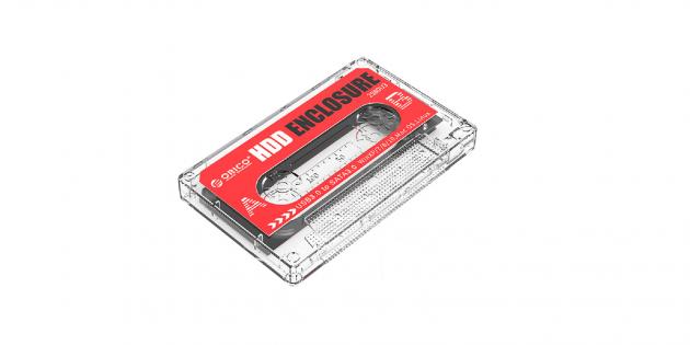 Необычные вещи: это не кассета