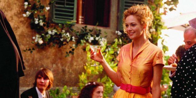Мотивирующие фильмы для женщин: «Под солнцем Тосканы»