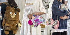 15 сумок и рюкзаков с необычным и странным дизайном с AliExpress
