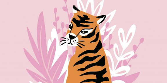 Как нарисовать тигра: 16 интересных способов