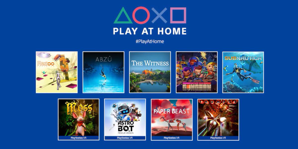 Владельцы PlayStation 4 бесплатно получат Horizon Zero Dawn и ещё 9 игр
