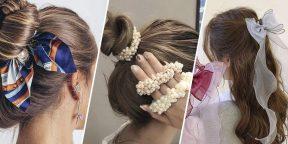 17 стильных аксессуаров для волос с AliExpress