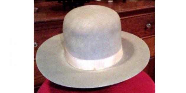 Шляпа «Хозяин равнин»
