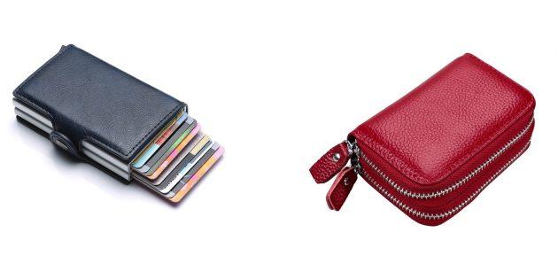 Полезные товары с AliExpress: бумажник или кошелёк