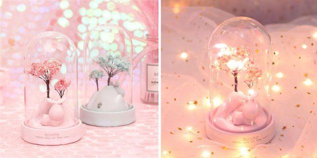 Необычные светильники с AliExpress: сказочный