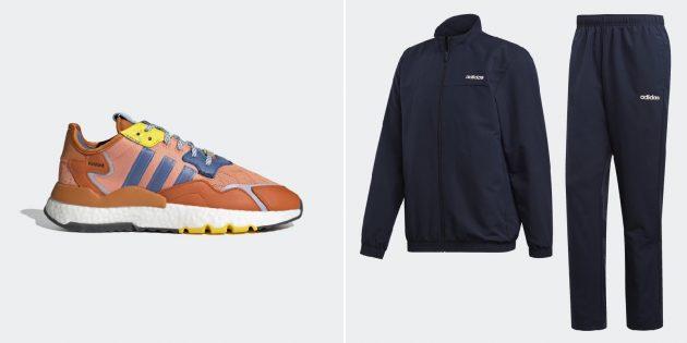 Скидки в онлайн-магазинах: Adidas