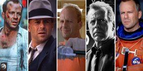 Брюсу Уиллису — 66! Какой из его фильмов вам понравился больше всего?