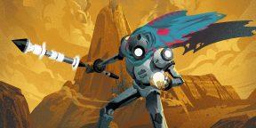 Epic Games Store раздаёт необычный слэшер Creature in the Well
