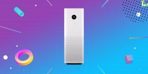 Надо брать: мощный очиститель воздуха Xiaomi Mi Air Purifier Pro