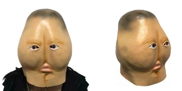 Странные вещи с AlIExpress: маска