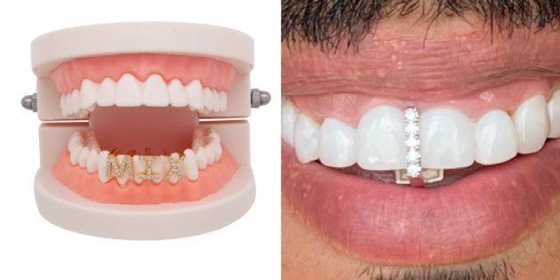 Странные вещи с AlIExpress: зубная коронка