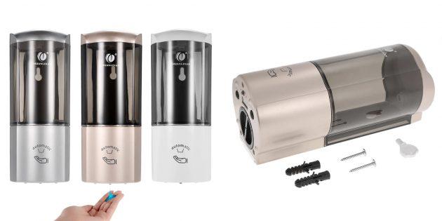 Бесконтактные дозаторы мыла: Chuangdian Automatic