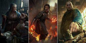 Netflix назвал ещё 7 актёров, которые появятся в сериале «Ведьмак»