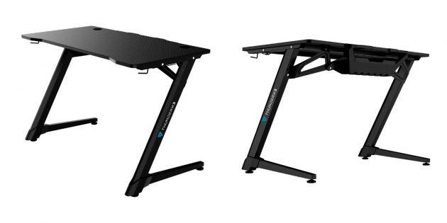 Компьютерные столы для дома: ThunderX3ED3