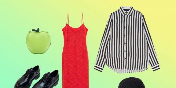 Лукбук: с чем носить мужскую рубашку девушкам