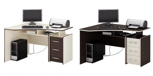 Компьютерные столы для дома: «Триан-5»