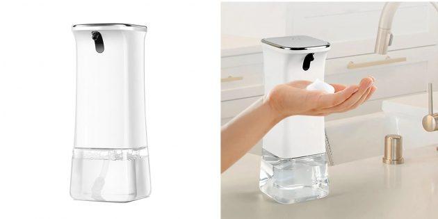 Бесконтактные дозаторы мыла: Enchen POP Clean