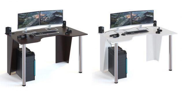 Компьютерные столы для дома: «Сокол КСТ-18»