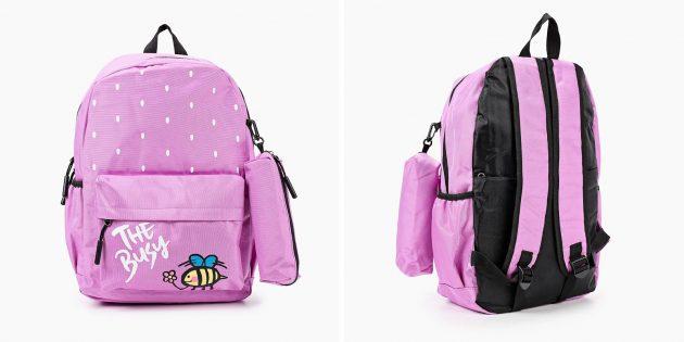 Школьный рюкзак Pinkkarrot