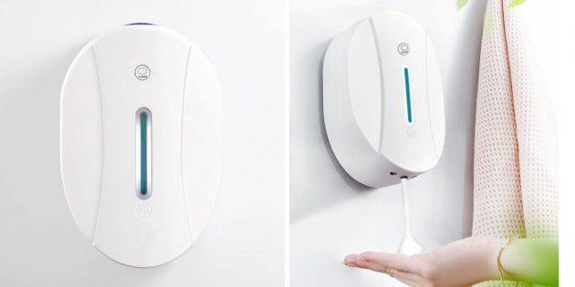 Бесконтактные дозаторы мыла: Shengdu Soap Dispenser