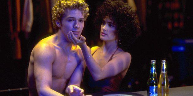 Кадр из фильма про вечеринки «Студия 54»