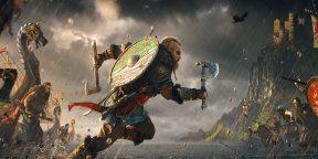 Microsoft запустила распродажу популярных игр для Xbox: скидки на все Assassin's Creed, включая «Вальгаллу»