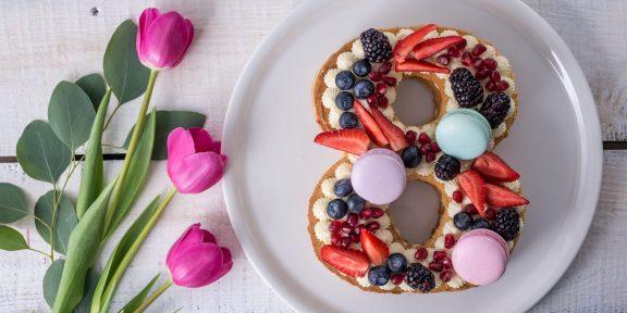 Эти десерты созданы для 8 Марта. Обязательно приготовьте
