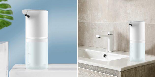 Бесконтактные дозаторы мыла: Automatic Soap Dispenser