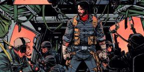 Netflix выпустит фильм и аниме-сериал по комиксам BRZRKRс Киану Ривзом