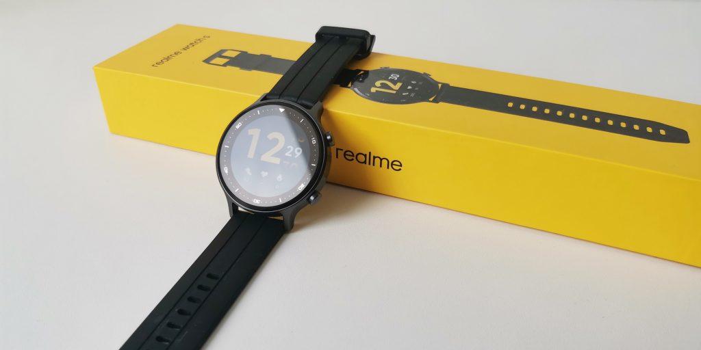Обзор Realme Watch S: коробка и внешний вид