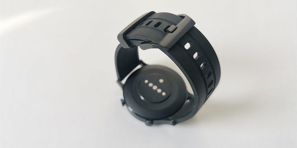Обзор Realme Watch S: ремешок