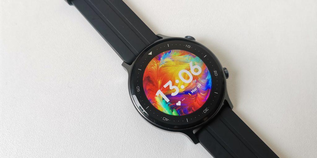 Обзор Realme Watch S: экран