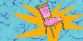 Секс на стуле: что надо знать, чтобы получить сплошное удовольствие