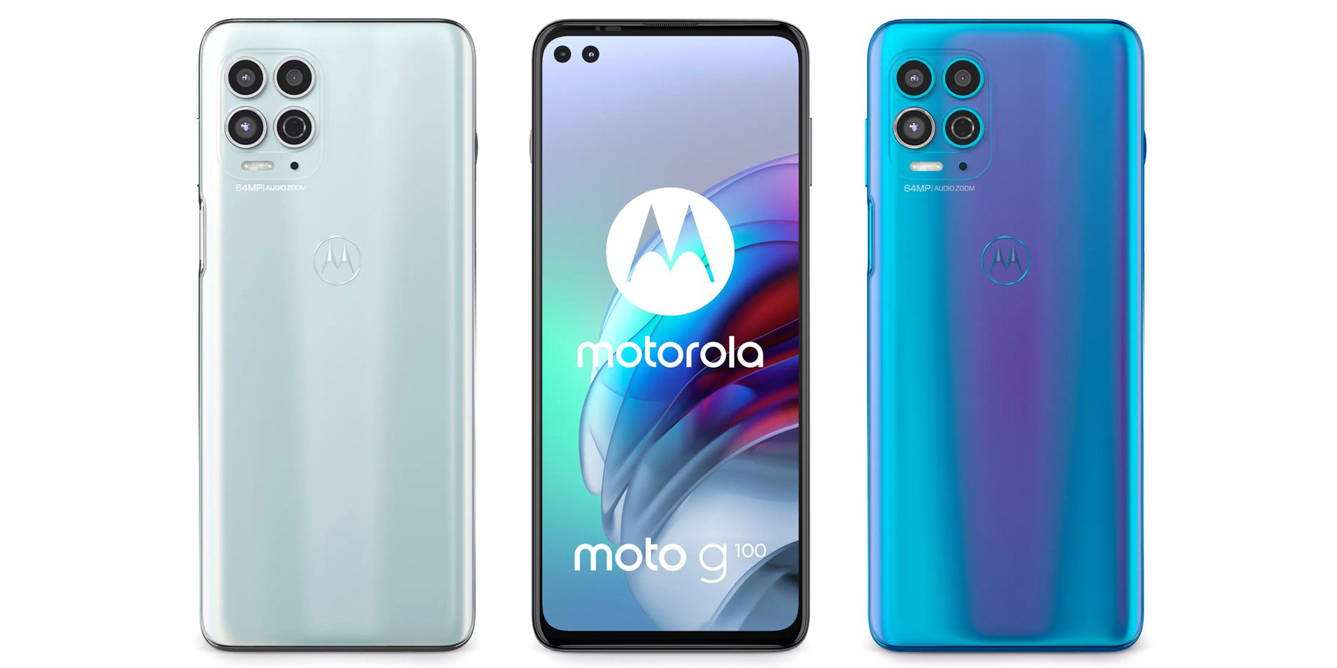 Motorola выпустила субфлагман Moto G100 со Snapdragon 870 и батарейкой на5000мА·ч