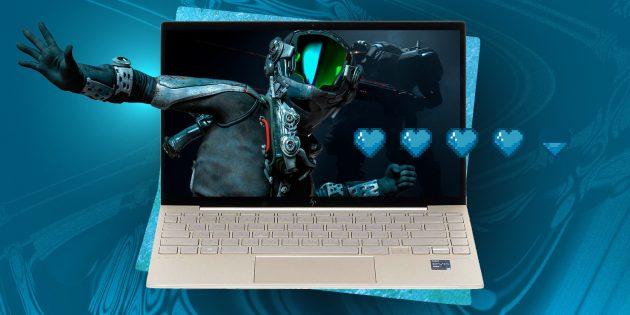 Ноутбуки Intel Evo — это новые впечатления от игр и видео