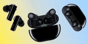 Обзор Huawei FreeBuds Pro — почти идеальных наушников с шумоподавлением