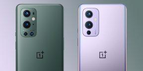 Флагманы OnePlus 9 и OnePlus 9 Pro рассекречены до официального анонса