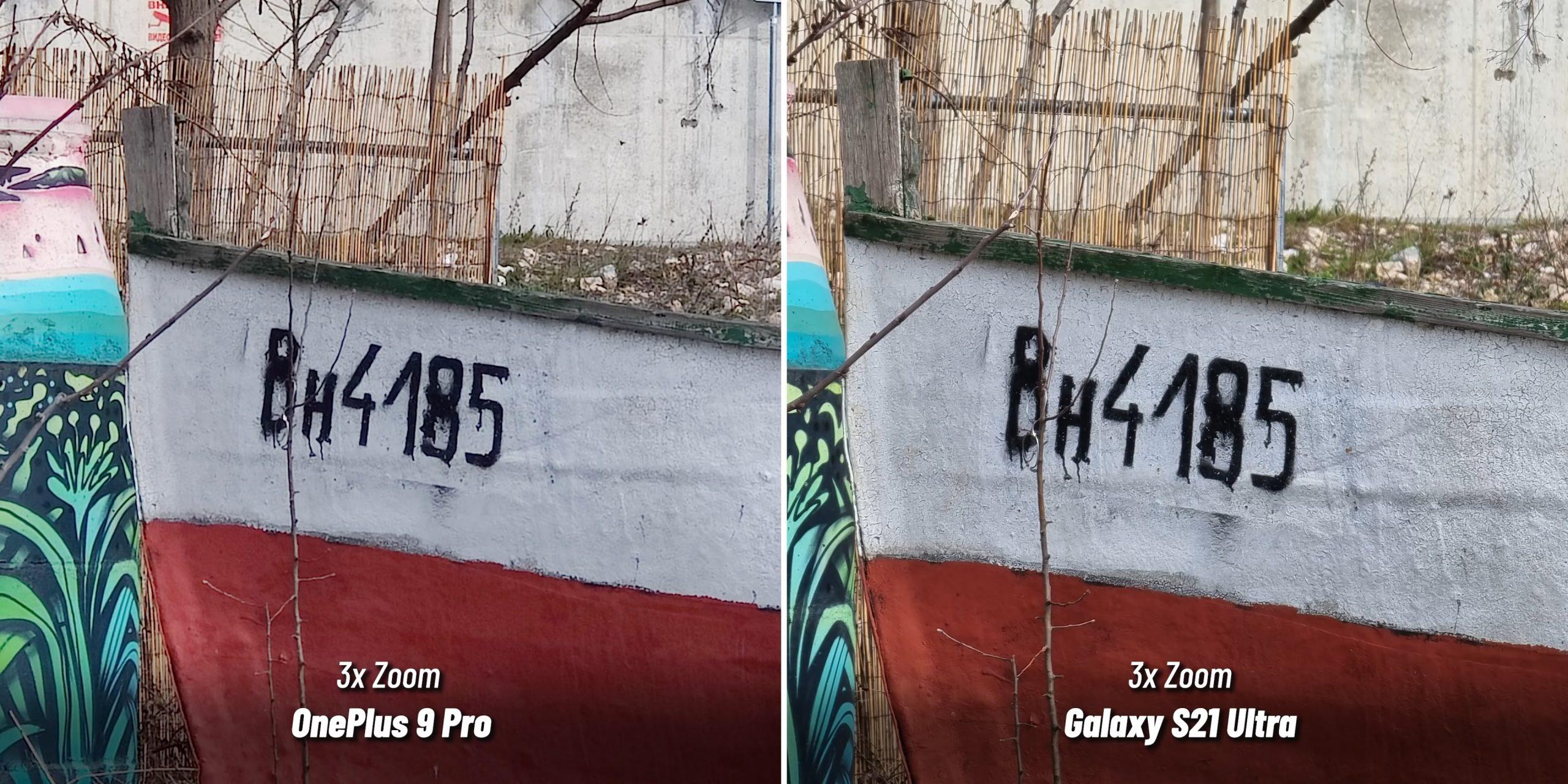 OnePlus 9 Pro и Galaxy S21 Ultra сошлись в фотобитве. Кто кого?