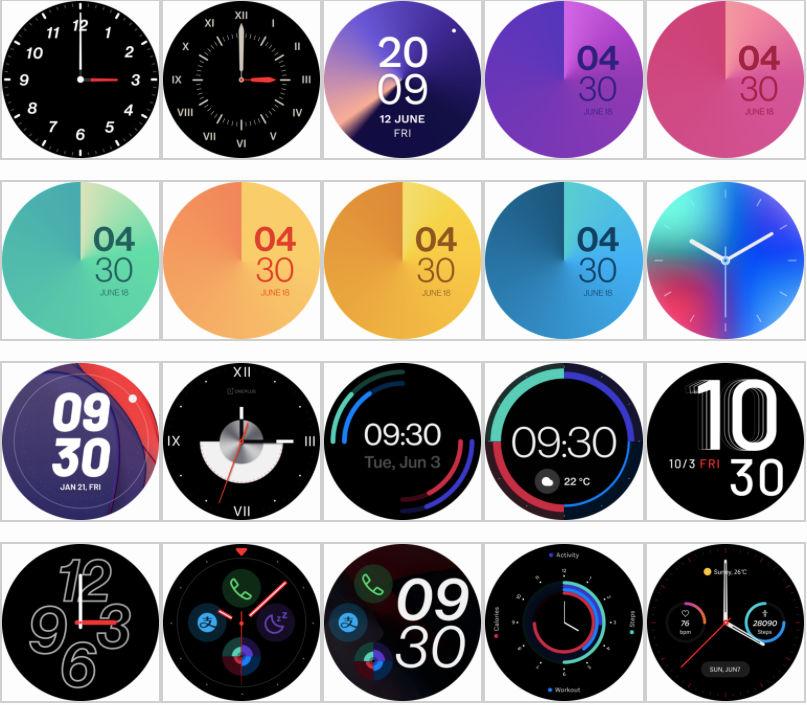 20 минут зарядки на неделю работы: раскрыты характеристики смарт-часов OnePlus Watch