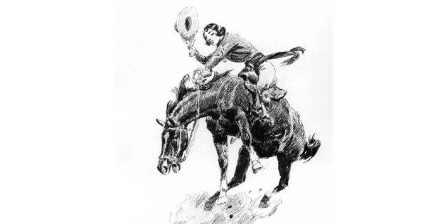 Каким на самом деле был Дикий Запад: «ковгёрл» на родео