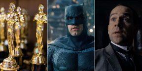Главное о кино за неделю: номинанты на «Оскар», премьера Снайдерката и не только