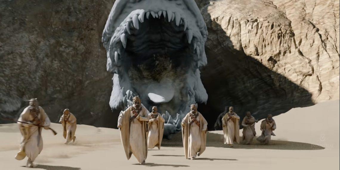 Спецэффекты во 2-м сезоне сериала «Мандалорец»