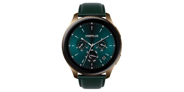 OnePlus Watch — первые умные часы бренда