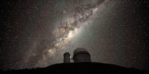 Космос: звёзды не погасли