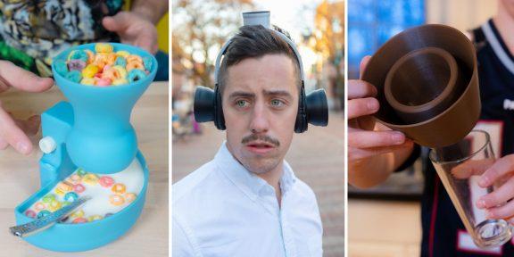 10 нелепых изобретений, над которыми можно только посмеяться