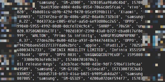 Данные пользователей VPN для Android попали в Сеть
