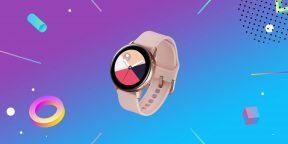 Выгодно: умные часы Samsung Galaxy Watch Active всего за 11 990 рублей